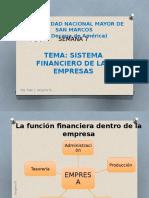 Semana 7 Sistema Financiero de Las Empresas