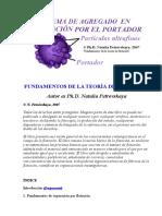 FUNDAMENTOS DE LA TEORÍA DE FLOTACIÓN.  Autor es Ph.D. Natalia Petrovskaya