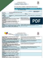 Planificacion Quimica 3er Bachillerato