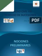 Derecho Civil Viii (Sucesiones) - Contenido 2017-1