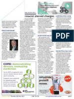 Pharmacy Daily for Thu 18 May 2017 - Pharmacist steroid charges, AusCann taps Tas Alk's expertise, Prozac pregnancy fail, Travel Specials and much more