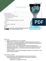 WikiLeaks-Referat