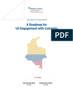 A Roadmap for US Engagement with Colombia