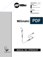Partes Microalambre Millermatic