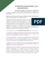 Empresas socialmente responsables y sus características.docx