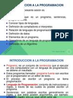 Elementos de Un Programa