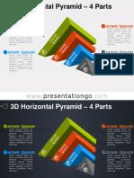 3D Horizontal Pyramid PGo 4 3