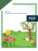 Unidad 2 El Sistema Nacional Ambiental (Sina) (1)