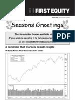 FEL Newsletter December 2009