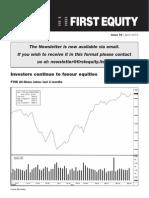 FEL Newsletter April 2010