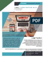 Gignitec Ingenieros Sac-brochure