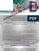Automatizacion Industrial Fundamentos March2016
