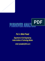 02 Pushover Analysis Final PDF