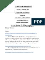 danielvashannotatedbibliography