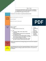 respiratory system lesson plan