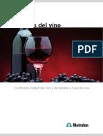 Análisis del Vino