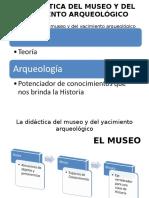 La Didactica Del Museo y El Yac. Arqu. 14