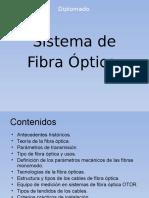 Sistema de Fibra Óptica
