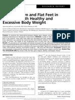Genu Valgum and Flat Feet in Children With Healthy.15 (1)