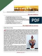 Sobre Historia de Ayer y de Hoy. Gaceta de la Fundación José Antonio Primo de Rivera – nº 57 –Madrid, 21 de Octubre de 2015. 15 páginas.