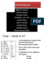 Presentation on coal combustion