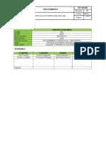 030-Procedimiento Instalacion de Pernos de Anclaje Wisa