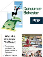Ch 2,Consumer Behavior