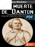 La Muerte de Danton - Georg Buchner