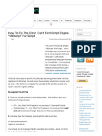 """How to Fix the Error_ Can't Find Script Engine """"VBScript"""" for Script _ TechLogon Technology News"""