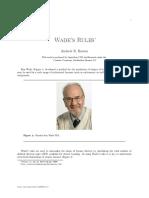 Wades Rules 2
