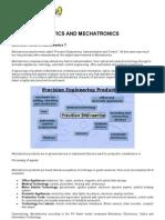 Optics and Mechatronic