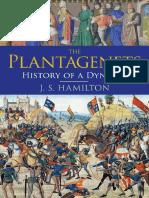 HAMILTON, J.S. the Plantagenets. History of a Dynasty