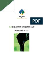 Bioreductor de Viscosidad