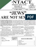 06-17-09  Jews are not semites