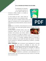 Bcg Productos