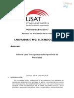 Informe de Laboratorio Final