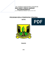 Program Rencana Kerja Penerapan TB Dots