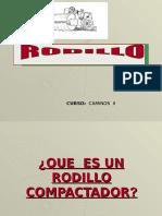 Exposicion de Rodillo