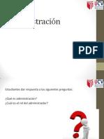 Semana 1 La Administración y el Administrador.pdf