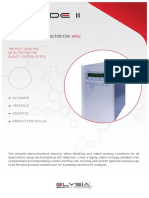 DecadeII_pad Electrochemical Detector Brochure