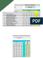 Registro Auxiliar 2 Primaria - Computación