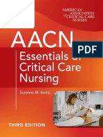 AACN Essentials of Critical Care Nursing 3rd Edition by Suzanne Burns [Dr.soc]