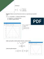 Tarea Fourier