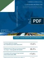 Sector Energetico Mundial y Regional