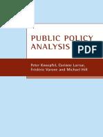 2 - Knoepfel Et Al Public Policy Analysis
