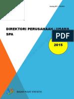 Direktori Perusahaan Usaha SPA 2015