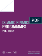 Durham University - Msc Islamic Finance 2017