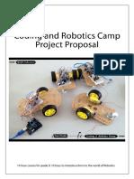 Robotics Proposal