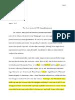 project medium revised