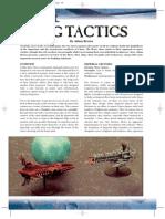 Battlefield Gothic General Tactics